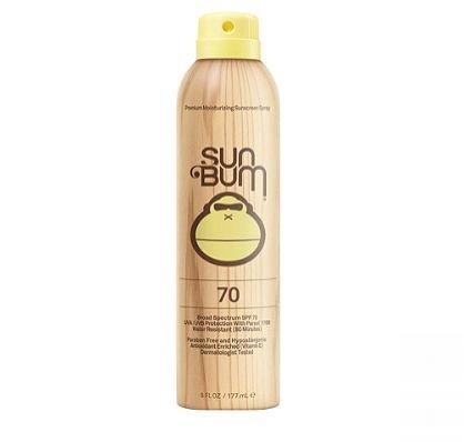 Sun Bum 6oz Spray SPF 70