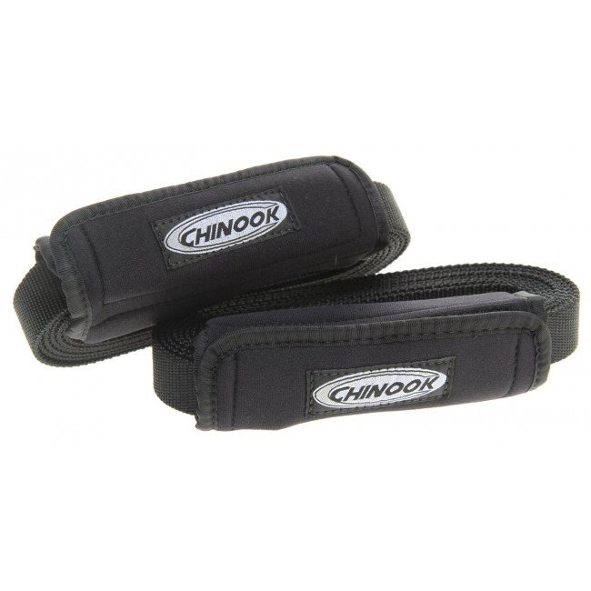 Chinook 15' Cam Straps w/Velcro Neoprene