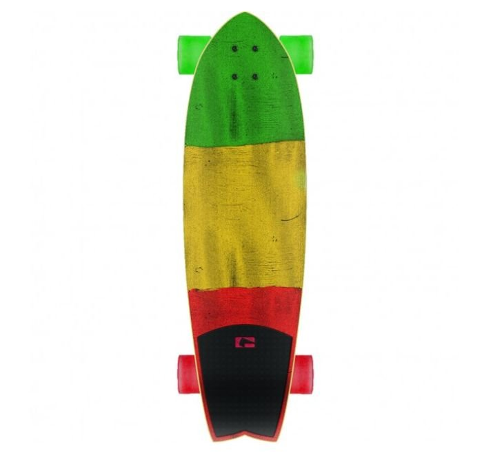 Demo - Globe Chromantic Cruiser Rasta 33.1