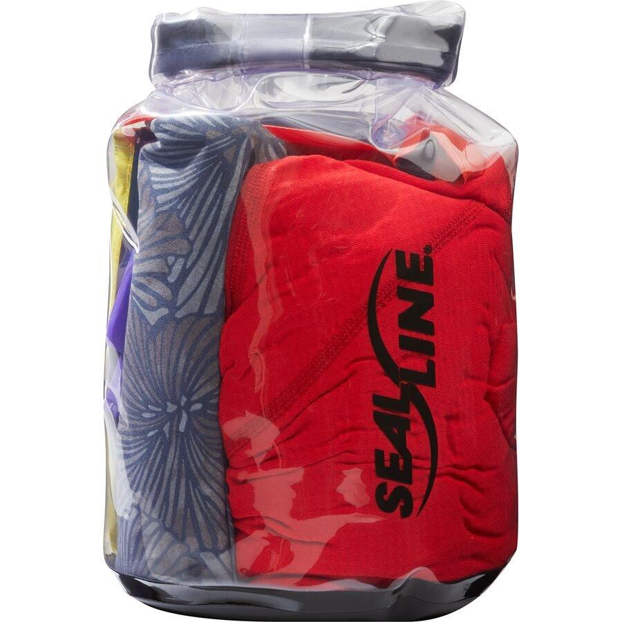 Seal Line Baja Bag 10L Clear