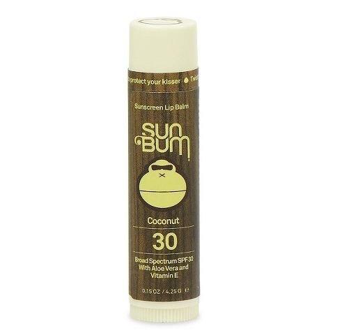 Sun Bum Lip Balm Sunscreen
