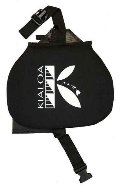 Kialoa Gel Seat Pad with Water Bottle Holder