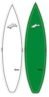 Demo - Jimmy Lewis 6'1 Chamber - Green