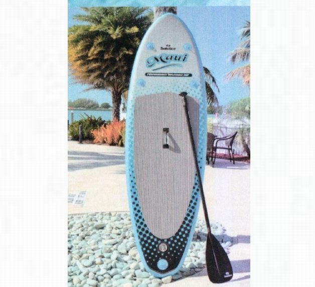 Solstice Maui Inflatable Stand Up Paddleboard Free Shipping