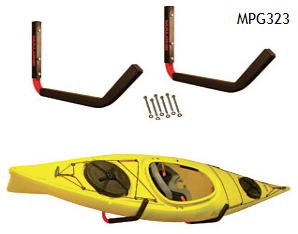 Malone Kayak Wall Racks MPG323