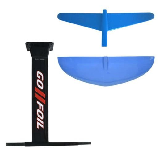 Go Foil 2021 26.5 Plate Mast Iwa Front Wing With Kai tail