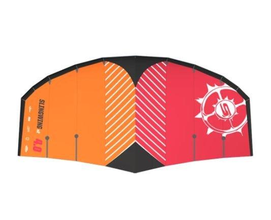 Slingshot Sling Wing 4.4m v2 Orange