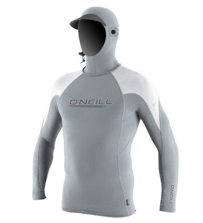 O'Neill Ozone Tech L/S Crew with Hood