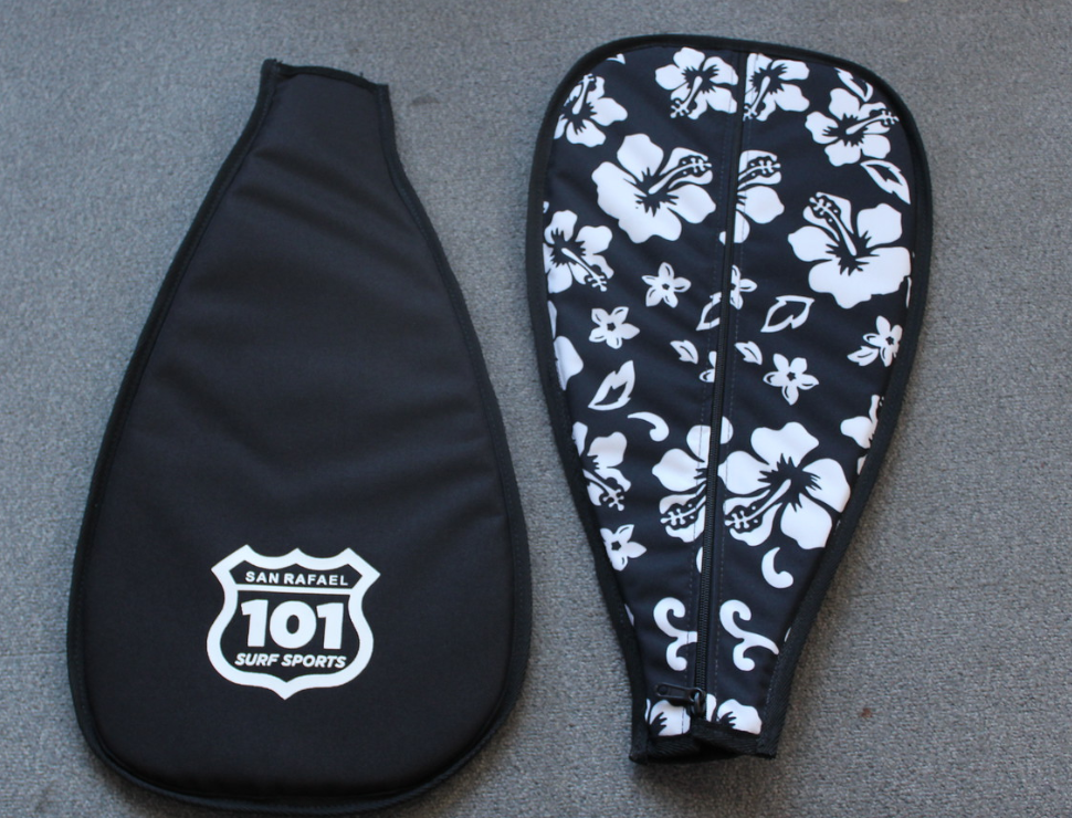101 Paddle Cover Black
