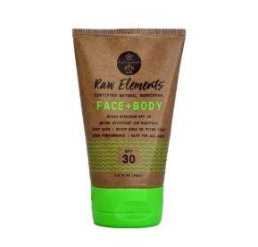 Raw Elements Eco Formula Face & Body 3oz