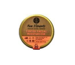 Raw Elements Tinted Facial Moisturizer