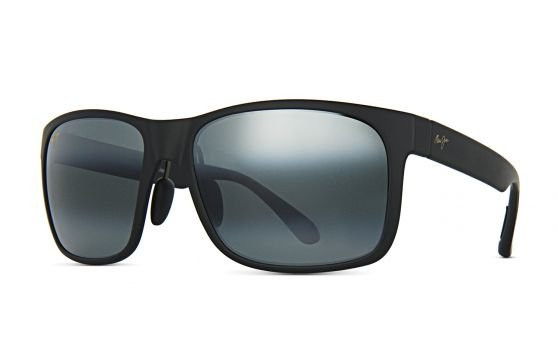 Maui Jim Red Sands Matte Black