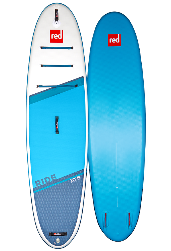 Red Paddle Co 2021 10'6 Ride MSL - Free Shipping!