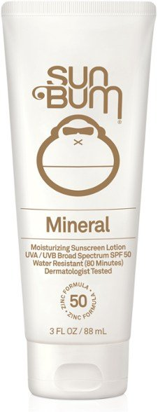 Sun Bum Mineral SPF 30 Lotion