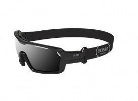 Ocean Sunglasses Chameleon Matte Black Smoke Lens