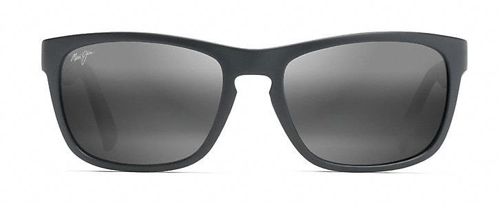 Maui Jim South Swell Matte Black Grey Lens