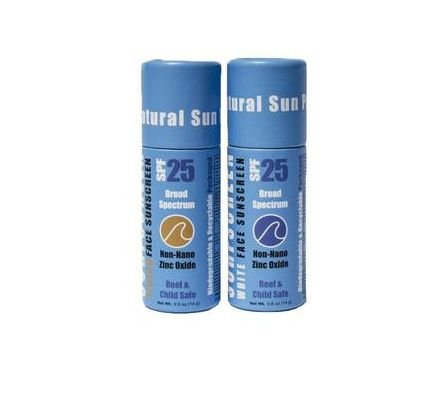 Surfscreen Organic Sunscreen Face Stick SPF 25