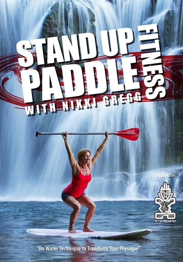 Stand Up Paddle Fitness DVD