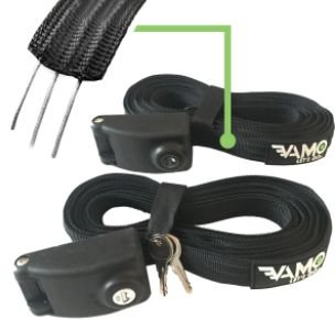 Vamo 14' Locking Straps
