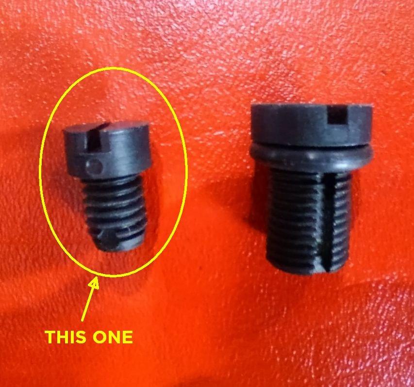 Vent Plug Plastic