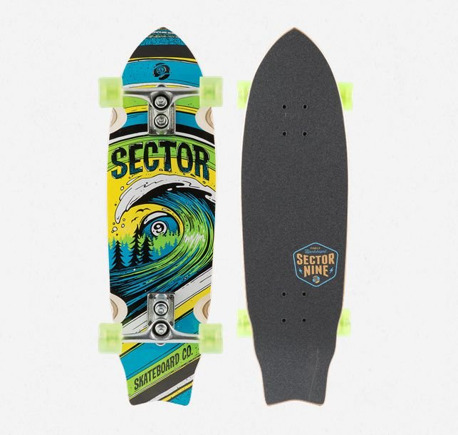 Sector 9 Wavepark Green