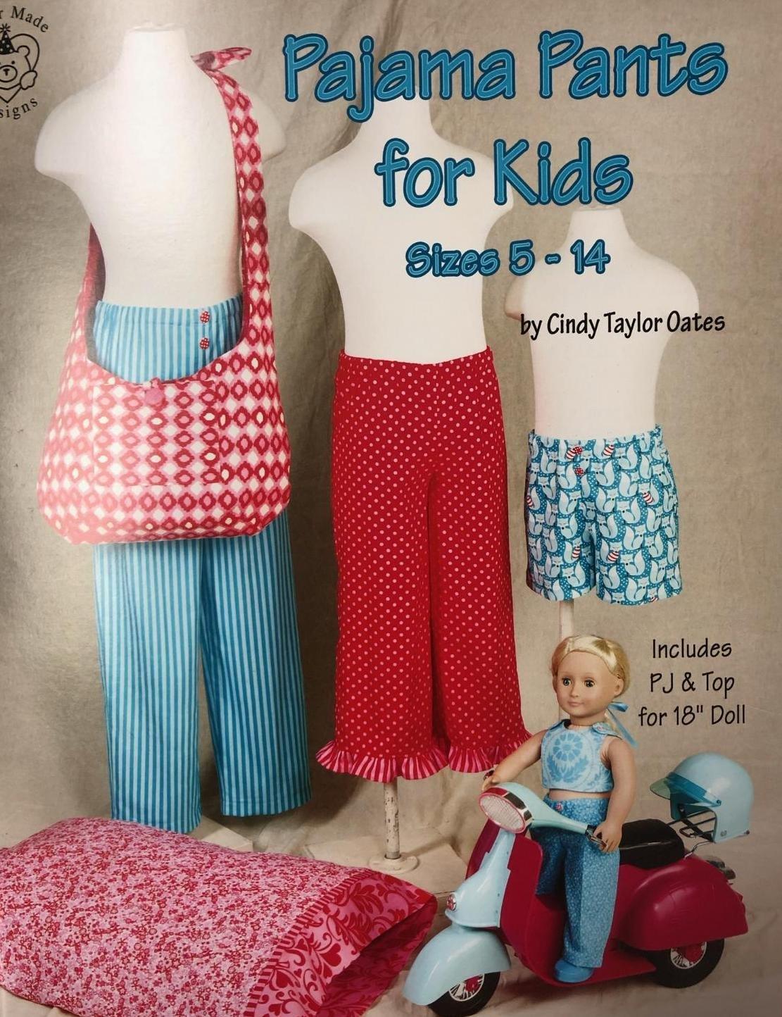 Pajama Pants for Kids size 5 -14