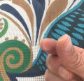 stitching aids for finger pain during needlework