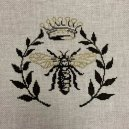 bee simple needlepoint