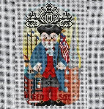Boston Santa by DEDE