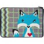 stitch & zip needlepoint