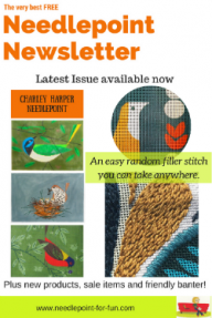 best needlepoint newsletter blog early may 2017
