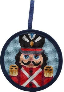 needlepoint ornament kit
