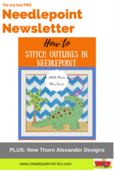 needlepoint newsletter november