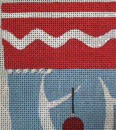 criss cross hungraian stitch