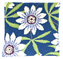 needlepoint lavender pillow kits