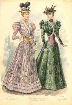 victorian women