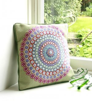 needlepoint cushion kits one off needlework
