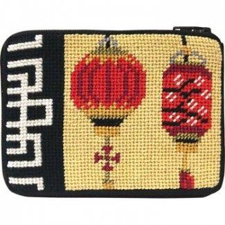chinese lanterns stitch & zip