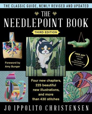the needlepoint book jo ippolito