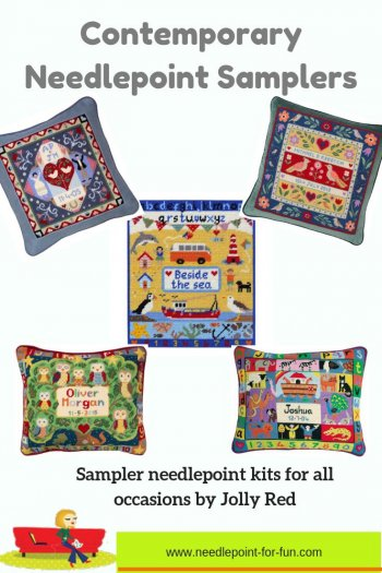 contemporary sampler kits from Jolly Red