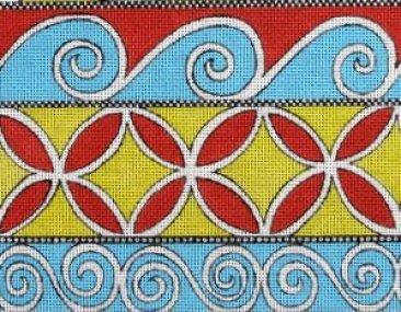 Pacific Wavy by Unique NZ Designs