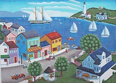Harbor Town SK 1008 by JulieMar  & Friends