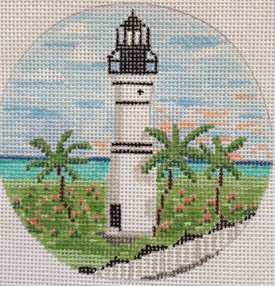 Key West Lighthouse ornament