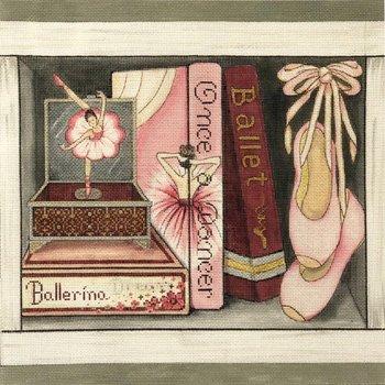 Ballet book nook