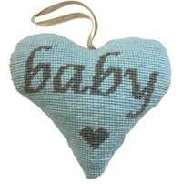 Baby Boy Lavender Heart kit