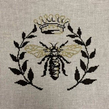 Bee Needlepoint