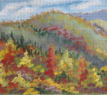 Fall Hillside I