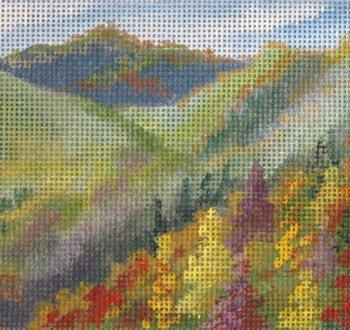 Fall Hillside II