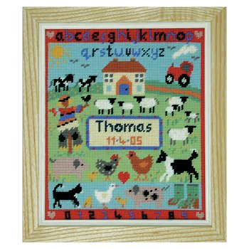 Farmyard Sampler kit