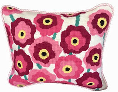 Forget-Me-Nots Pinks by Studio Stitches